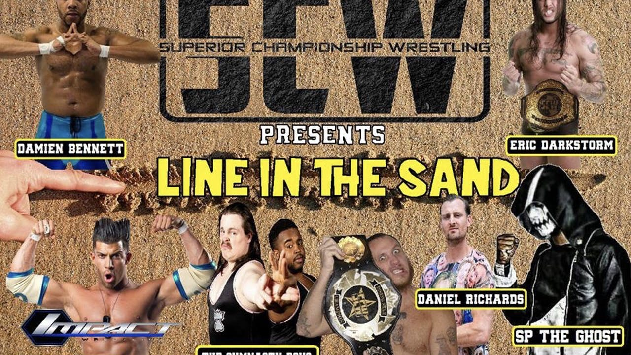 SCW- Line in the Sand
