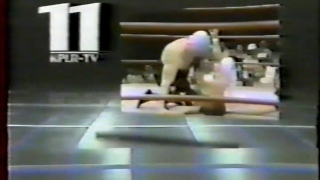 Ric Flair Vs Mr Wrestling 2 with Flair Promo
