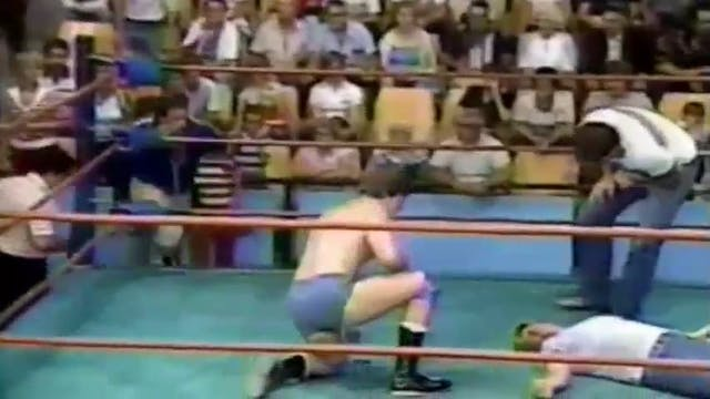 Rougeau Brothers vs. Sailor White & R...