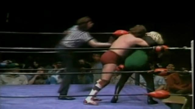 Billy Spears vs. Dick Slater