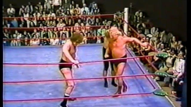 8-Man Wrestle Royal