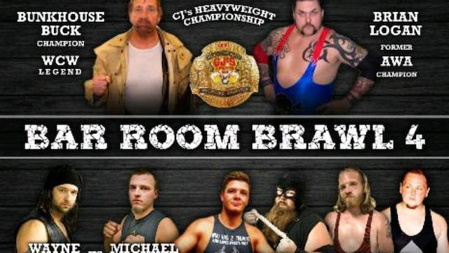 Bar Room Brawl 4