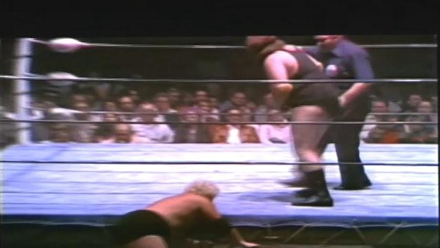 Dusty Rhodes vs. Tank Patton