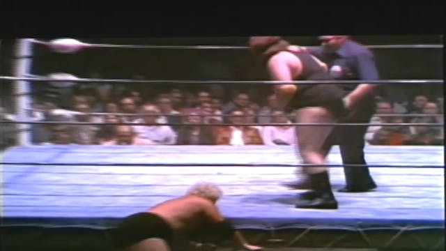 Dusty Rhodes vs. Tank Patton