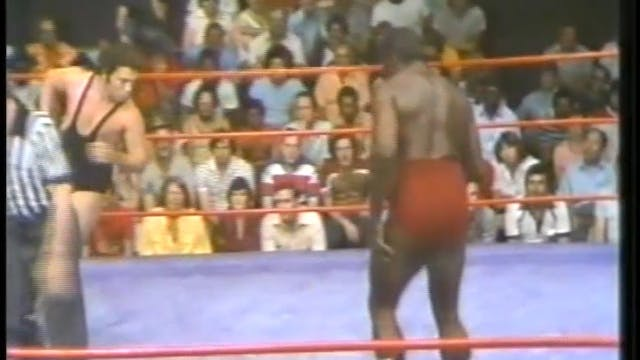 Bobo Brazil VS David Price