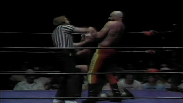Bruiser Brody vs. Alexis Smirnoff