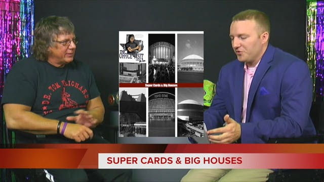 Super Cards & Big Houses