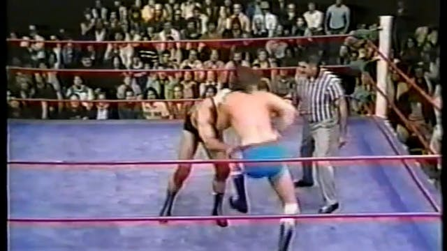 Ken Patera VS Tommy Sharp
