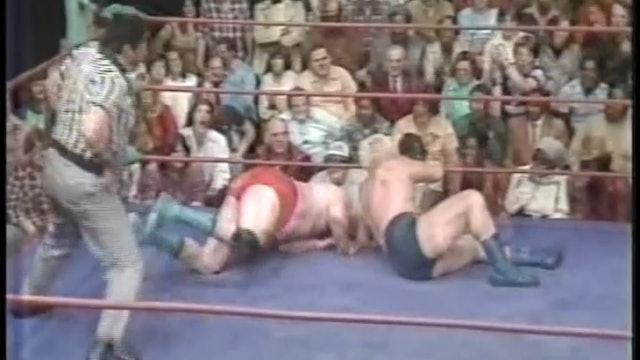 Dick the Bruiser VS Dick Murdoch