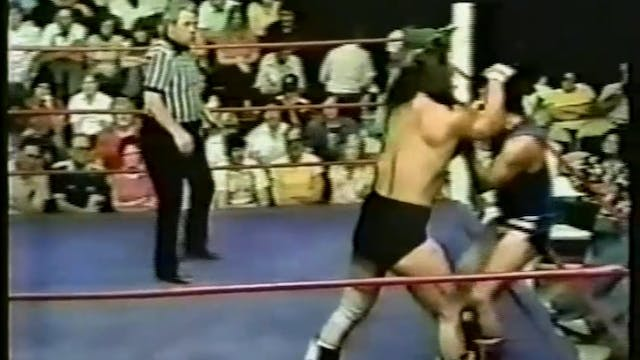 Andre The Giant vs. King Kong Brody M...