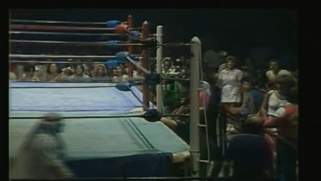 One Man Gang vs. Jim Duggan (rematch)