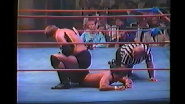 Rick Martel vs. Stan Hansen