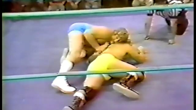Nick Bockwinkle vs. Tom Prichard