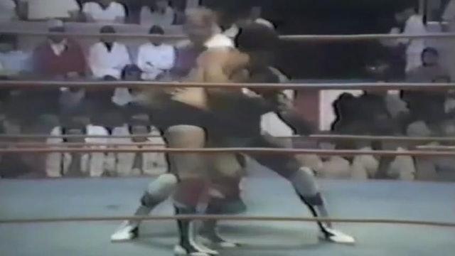 Rick Martel vs Dino Bravo