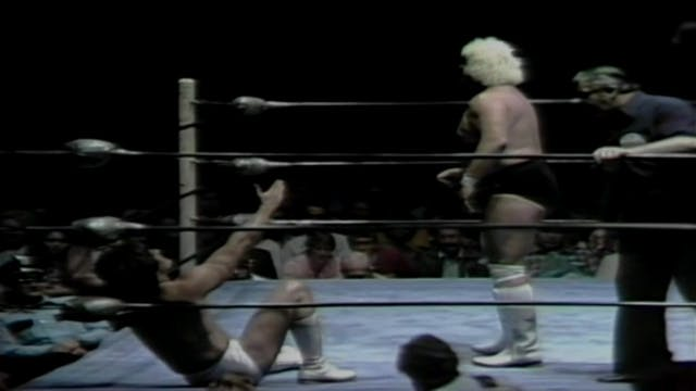 Dusty Rhodes vs. Gino Hernandez