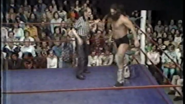 King Kong Brody VS Ted Reynolds