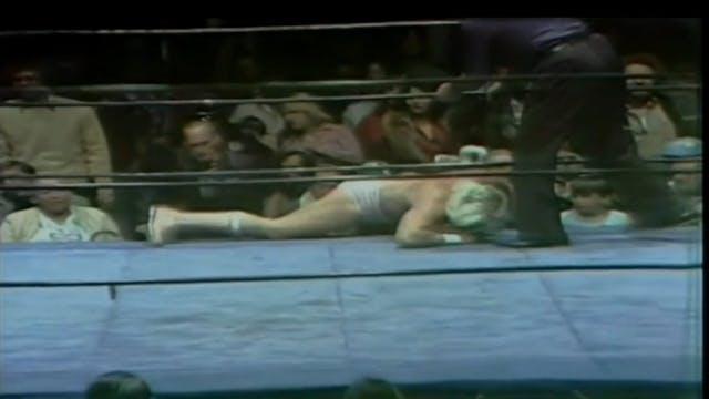 Gino Hernandez vs. Tiger Conway Jr.