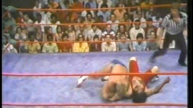 Spike Huber VS Gil Guerrero