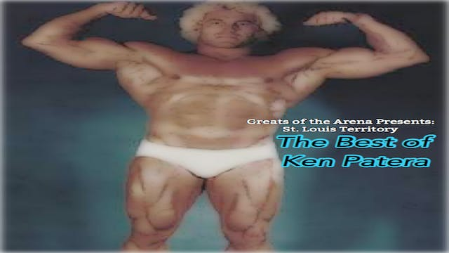 The Best of Ken Patera Volume 1