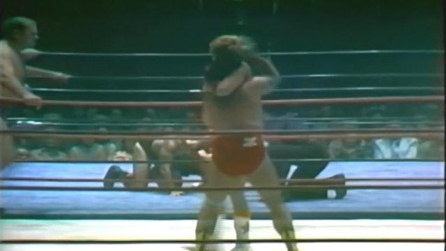 6 Man 2 Ring Match featuring The Von Erich Family