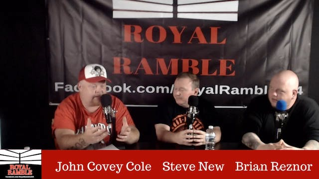 Royal Ramble June 20, 2018