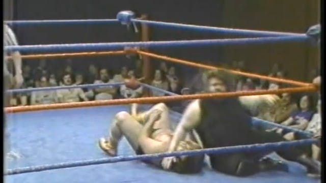 Crusher Blackwell VS Manuel Guerrero
