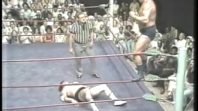 Dick The Bruiser VS Armando Rodriguez