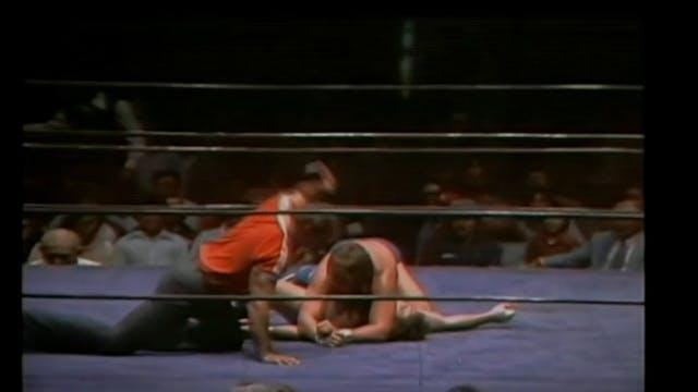 Dick Slater vs. Tully Blanchard