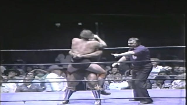 Earnie Holmes vs. Tim Brooks