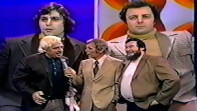 interviews plus- Gillles Poisson vs Dino Bravo
