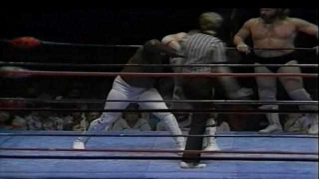 Junkyard Dog & Jim Dugan vs. John Stu...