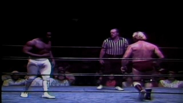 Nick Bockwinkle vs. Junyard Dog- Rematch