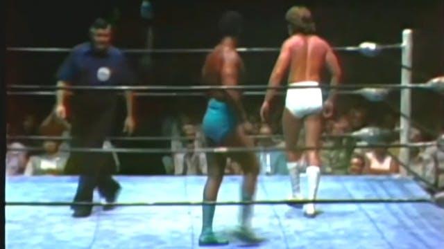 Rocky Johnson vs. Gino Hernandez