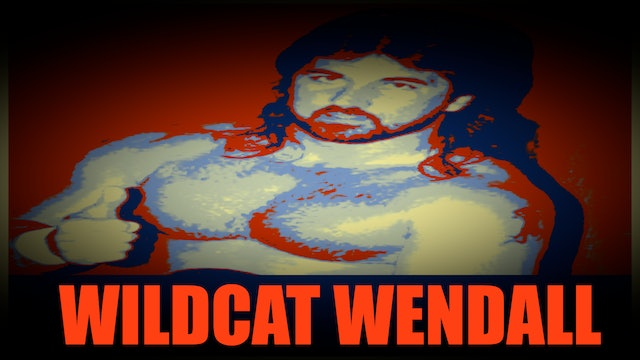"""""""Wildcat"""" Wendall Cooley"""