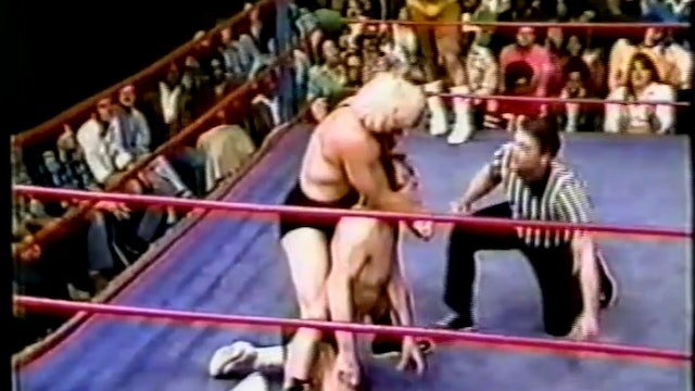 Ken Patera  & King Kong Brody VS Pat O'Conner  & Rocky Johnson-048
