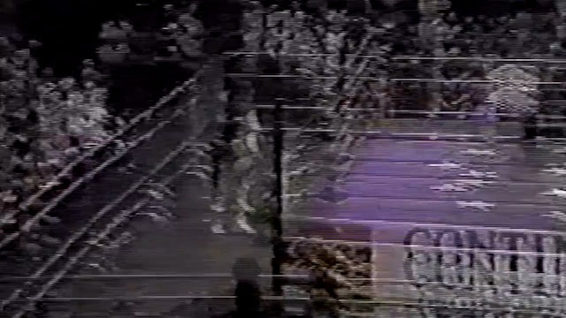 Bob Armstrong vs The Flame(Continental Title)