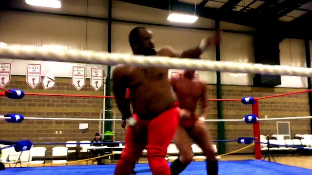WFS TV TITLE- David Anthony vs. Wil Huckaby