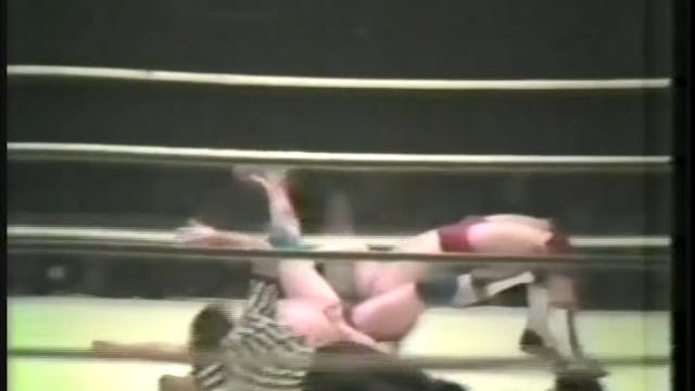 Harley Race Vs Ted Dibiase