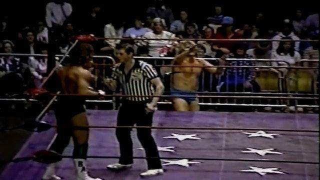 Brad Armstrong vs Rob Fuller(TV Title)
