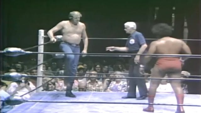 Tiger Conway Jr. vs. Don Slatton