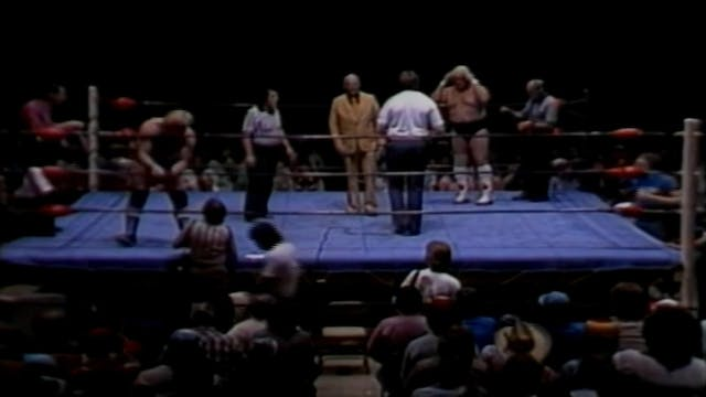 Nick Bockwinkle vs. Dusty Rhodes  (AW...