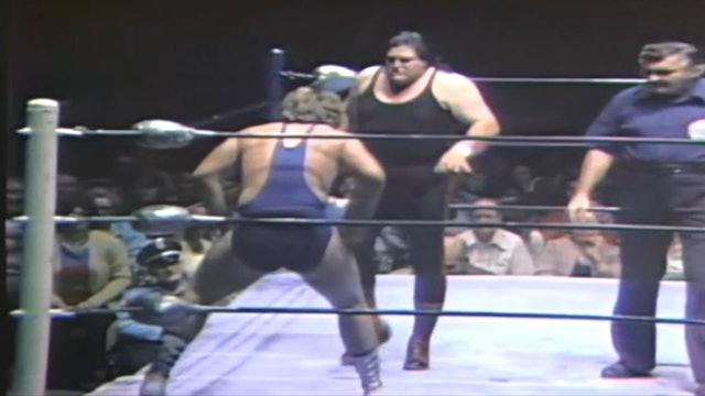 Randy Brewer vs. Bull Ramos