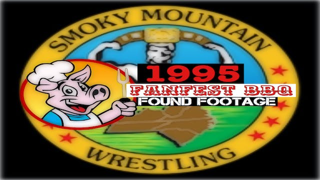 Smoky Mountain Wrestling 1995 BBQ