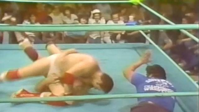 Nick Bockwinkle vs. Many Fernandez(AWA Title)
