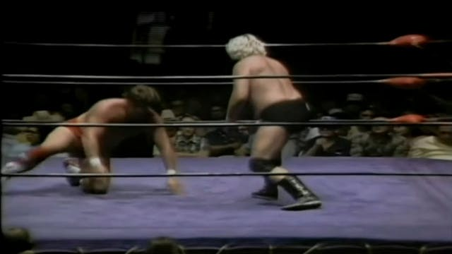 Dick Slater vs. Bobby Duncum 2