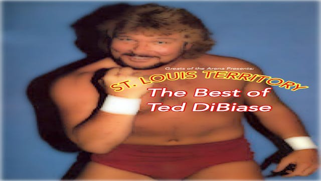 The Best of Ted DiBiase Volume 1