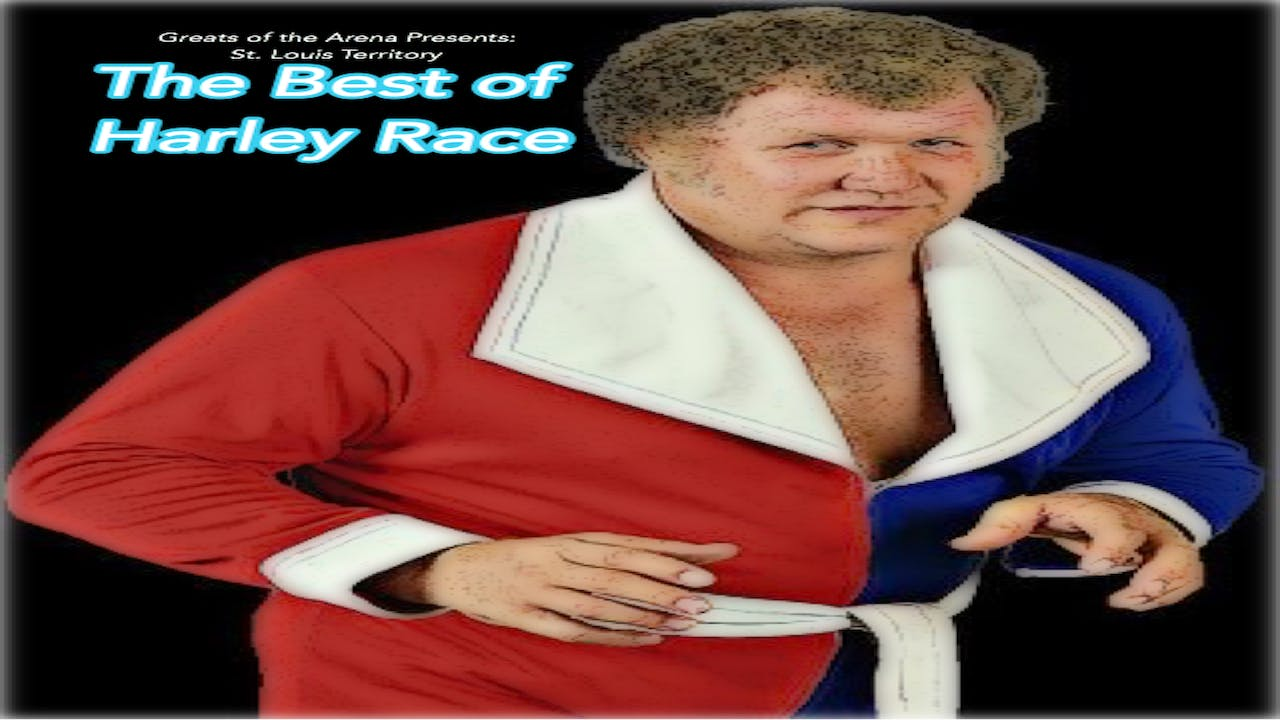 The Best of Harley Race Volume 1