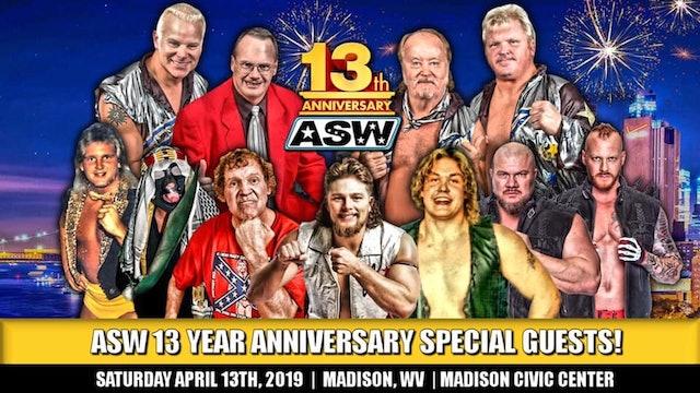 ASW 13th Anniversary