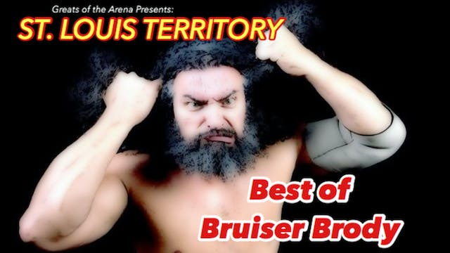 Best of Bruiser Brody Volume 1