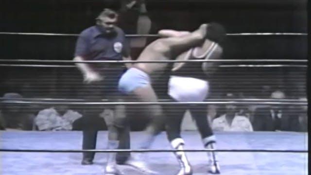 Chavo Guerrero vs. Twin Devil 2